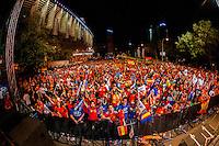 Spain vs France UEFA 2012 - Spain