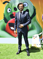"""10 August 2019 - Westwood, California - Eugenio Derbez. Sony's """"The Angry Birds Movie 2"""" Los Angeles Premiere held at Regency Village Theater.   <br /> CAP/ADM/BT<br /> ©BT/ADM/Capital Pictures"""