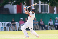 Neil Wagner hits four runs for Essex during Surrey CCC vs Essex CCC, Specsavers County Championship Division 1 Cricket at Guildford CC, The Sports Ground on 11th June 2017