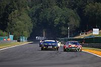 #110 M SPORT TEAM BENTLEY (GBR) BENTLEY CONTINENTAL GT3 ANDY SOUCEK (ESP) LUCAS ORDONEZ (ESP) PIPPO DERANI (BRA)