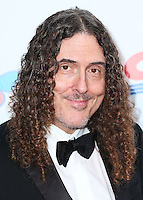 "LOS ANGELES, CA, USA - OCTOBER 11: ""Weird Al"" Yankovic arrives at the Children's Hospital Los Angeles' Gala Noche De Ninos 2014 held at the L.A. Live Event Deck on October 11, 2014 in Los Angeles, California, United States. (Photo by Xavier Collin/Celebrity Monitor)"