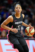 WNBA: Los Angeles Sparks at Washington Mystics