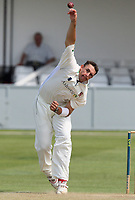 Andre Nel of Essex County Cricket Club in action against Middlesex in the LV County Championship. Nel has been appointed as Assistant Head Coach of Essex CCC on 11th March 2019.