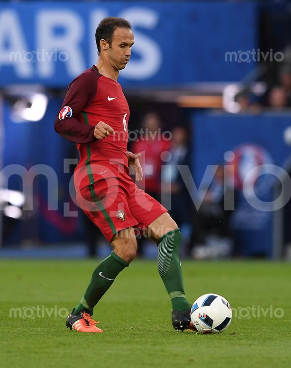 FUSSBALL EURO 2016 GRUPPE F IN PARIS Portugal - Oesterreich      18.06.2016 Ricardo Carvalho (Portugal)