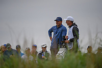 Brooks Koepka (USA) looks over his tee shot on 3 during round 2 of the AT&T Byron Nelson, Trinity Forest Golf Club, Dallas, Texas, USA. 5/10/2019.<br /> Picture: Golffile | Ken Murray<br /> <br /> <br /> All photo usage must carry mandatory copyright credit (© Golffile | Ken Murray)