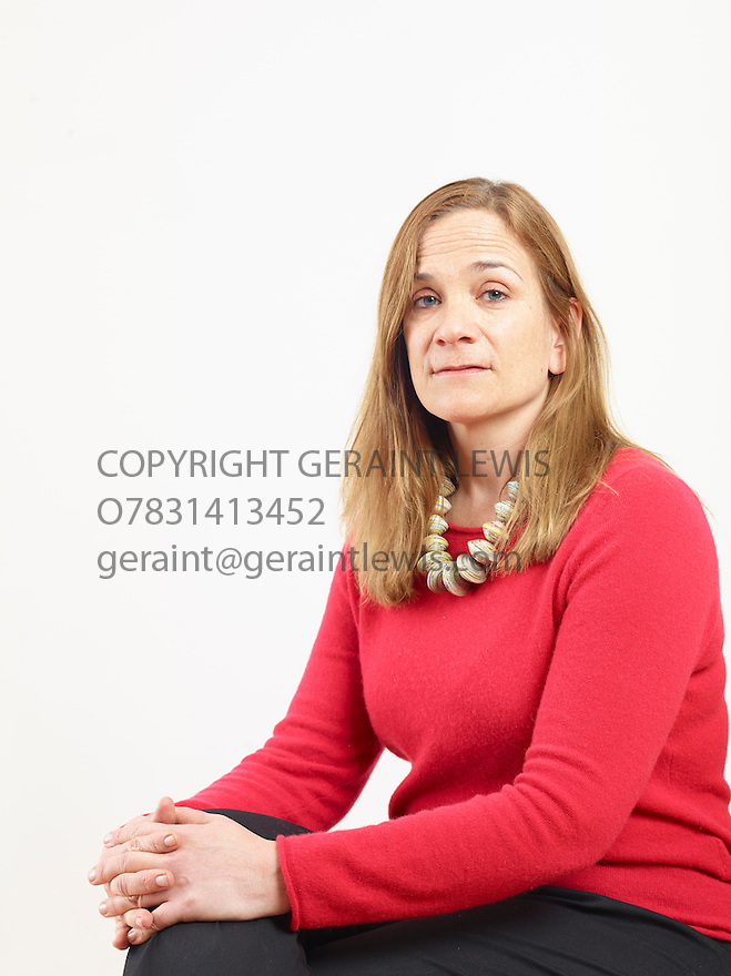 Tracy Chevalier  American author and writer of The Girl with the Pearl Earing. CREDIT Geraint Lewis
