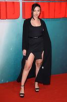 Leah Weller at the &quot;Tomb Raider&quot; European premiere at the Vue Leicester Square, London, UK. <br /> 06 March  2018<br /> Picture: Steve Vas/Featureflash/SilverHub 0208 004 5359 sales@silverhubmedia.com