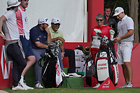 Shane Lowry (IRL) on the 10th during the Pro-Am of the Abu Dhabi HSBC Championship 2020 at the Abu Dhabi Golf Club, Abu Dhabi, United Arab Emirates. 15/01/2020<br /> Picture: Golffile | Thos Caffrey<br /> <br /> <br /> All photo usage must carry mandatory copyright credit (© Golffile | Thos Caffrey)