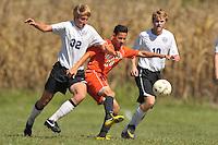HHS Soccer v Mt Vernon AJ  Massac 2012