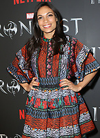 www.acepixs.com<br /> <br /> March 15 2017, New York City<br /> <br /> Rosario Dawson arriving at a screening of Marvel's 'Iron Fist' at the AMC Empire 25 on March 15, 2017 in New York City. <br /> <br /> By Line: Nancy Rivera/ACE Pictures<br /> <br /> <br /> ACE Pictures Inc<br /> Tel: 6467670430<br /> Email: info@acepixs.com<br /> www.acepixs.com