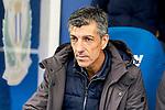 Imanol Alguacil coach of Real Sociedad