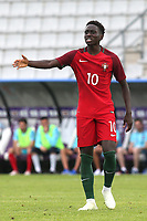 Domingos Quina of West Ham and Portugal U19's during Portugal Under-19 vs Turkey Under-21, Tournoi Maurice Revello Football at Stade Parsemain on 3rd June 2018