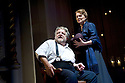 The Winter's Tale by William Shakespeare, The Bridge Project Production directed by Sam Mendes.With Simon Russell Beale as Leontes,Sinead Cusack as Paulina.Opens at The Old Vic  Theatre on 9/6/09.  Credit Geraint Lewis