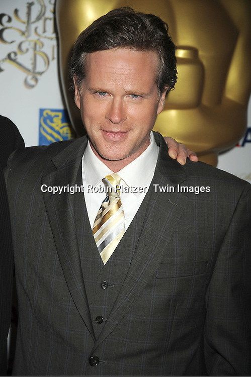 """Cary Elwes arrives at """"The Princess Bride""""  screening presented by the Film Society of Lincoln Center and the Academy of Motion Pictures Arts and Sciences at the 2012 New York Film Festival on October 2, 2012 at Alice Tully Hall in  New York City. Rob Reiner was the director and the cast included Billy Crystal, Cary Elwes, Caril Kane, Mandy Patinkin, Chris Sarandon and Rboin Wright."""