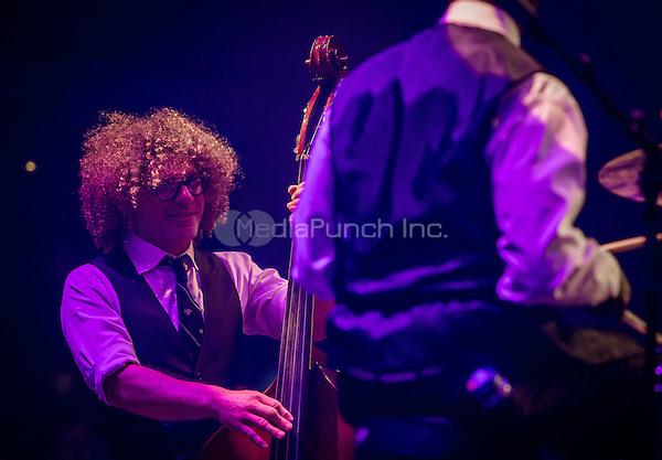 LAS VEGAS, NV - June 9, 2016: ***HOUSE COVERAGE*** Preservation Hall Jazz Band performs at Brooklyn Bowl Las vegas in Las vegas, NV on June 9, 2016. Credit: Erik Kabik Photography/ MediaPunch