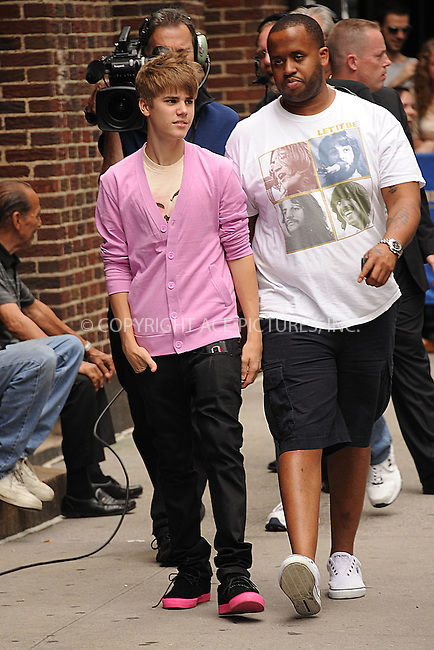 WWW.ACEPIXS.COM . . . . . .June 22, 2011...New York City...Justin Bieber tapes the Late Show with David Letterman on May 11, 2011 in New York City....Please byline: KRISTIN CALLAHAN - ACEPIXS.COM.. . . . . . ..Ace Pictures, Inc: ..tel: (212) 243 8787 or (646) 769 0430..e-mail: info@acepixs.com..web: http://www.acepixs.com .