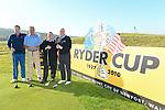 Gareth Edwards Golf Day 2015