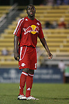 31 March 2007: New York's Josmer Altidore. Major League Soccer's Houston Dynamo defeated the New York Red Bulls 2-1 in a preseason game at Blackbaud Stadium on Daniel Island in Charleston, SC, as part of the Carolina Challenge Cup.