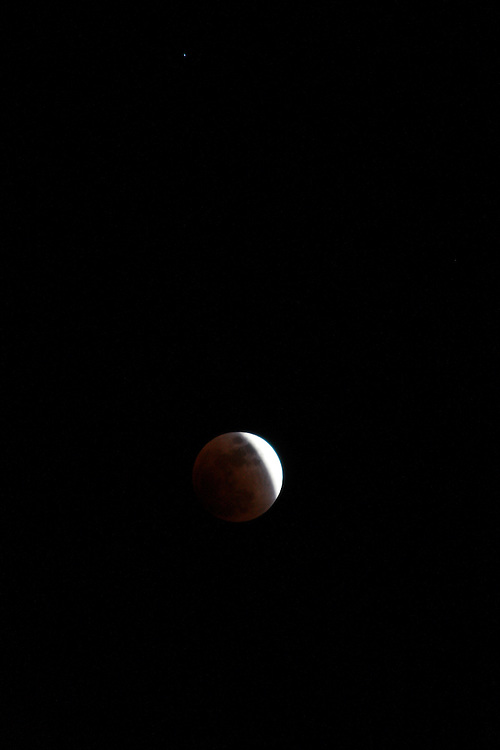 February 2008 Lunar Eclipse. This was the last eclipse on the decade. Chicago clear night allowed for this beautiful shots of our moon.