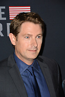 LOS ANGELES, CA. October 22, 2018: Derek Cecil at the season 6 premiere for &quot;House of Cards&quot; at the Directors Guild Theatre.<br /> Picture: Paul Smith/Featureflash