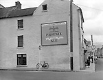 The Alexendra Hotel in High Street, Killarney 1965<br /> macmonagle.com archive<br /> e: info@macmonagle.com