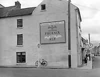 The Alexendra Hotel in High Street, Killarney 1965<br /> macmonagle.com archive<br /> e: info@macmonagle.com