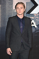 Ben Hardy at a Global Fan Screening of &quot;X-Men Apocalypse&quot; at BFI IMAX, South Bank, London<br /> May 9, 2016  London, UK<br /> Picture: Steve Vas / Featureflash