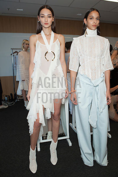 ANIMALE<br /> <br /> SPFW - N42<br /> <br /> Outubro / 2016<br /> <br /> foto: Paulo Reis/Fotosite