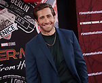 """Jake Gyllenhaal 092 arrives for the premiere of Sony Pictures' """"Spider-Man Far From Home"""" held at TCL Chinese Theatre on June 26, 2019 in Hollywood, California"""