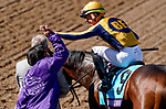 November 1, 2019 : on Breeders' Cup Championship Friday at Santa Anita Park in Arcadia, California on November 1, 2019. Chris Crestik/Eclipse Sportswire/Breeders' Cup/CSM