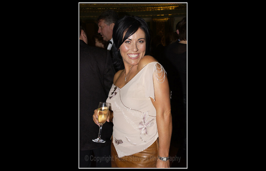 Jessie Wallace - TV Quick Awards 2001 - Dorchester Hotel, Park Lane, London - 10th September 2001