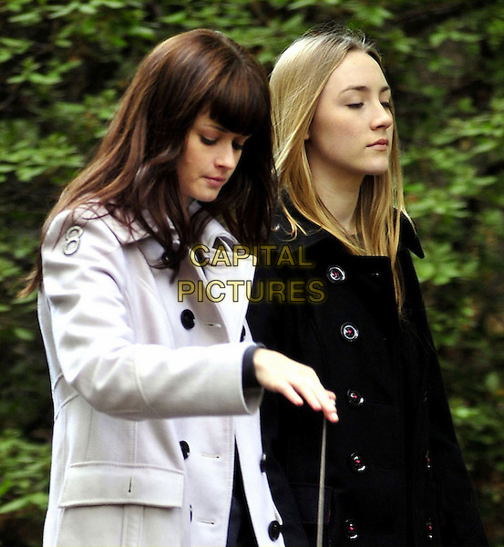 ALEXIS BLEDEL, SAOIRSE RONAN<br /> in Violet &amp; Daisy (2011)<br /> *Filmstill - Editorial Use Only*<br /> CAP/FB<br /> Image supplied by Capital Pictures