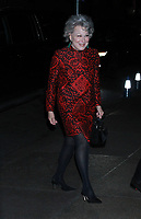 April. 06, 2019 Bette Midler attend Wedding Reception of Marc Jacobs and Char Defrancesco at the Grill & Pool in New York April 06, 2019 <br /> CAP/MPI/RW<br /> ©RW/MPI/Capital Pictures