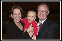 02/05/2003                   Copyright Pic : James Stewart.File Name : stewart-falkirk west 04.DENNIS CANAVAN CELEBRATES WINNING THE FALKIRK WEST SCOTTISH PARLIAMENTARY ELECTION WITH HIS PARTNER CHRISTINE AND THEIR SON ADAM.......James Stewart Photo Agency, 19 Carronlea Drive, Falkirk. FK2 8DN      Vat Reg No. 607 6932 25.Office     : +44 (0)1324 570906     .Mobile  : +44 (0)7721 416997.Fax         :  +44 (0)1324 570906.E-mail  :  jim@jspa.co.uk.If you require further information then contact Jim Stewart on any of the numbers above.........