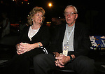 28 August 2006: 2006 inductee Carla Overbeck's (not pictured) parents Sandy Werner (l) and Art Werner (r). The National Soccer Hall of Fame Induction Ceremony was held at the National Soccer Hall of Fame in Oneonta, New York.
