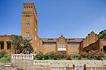 Maryknoll Convent School (Maryknoll Sisters Of St Dominic).  Original Front Entrance And Water Tower, Kowloon Tong.