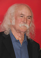 WWW.BLUESTAR-IMAGES.COM Singer/musician David Crosby attends 2014 MusiCares Person Of The Year Honoring Carole King at Los Angeles Convention Center on January 24, 2014 in Los Angeles, California.<br /> Photo: BlueStar Images/OIC jbm1005  +44 (0)208 445 8588