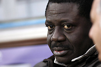 31st March 2020, France; It has been announced that Pape Diouf, ex-President of League 1 football club in France has died from Covid-19 Coroma Virus.   President Pape Diouf Marseille