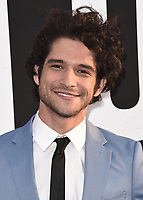 "HOLLYWOOD, CA - APRIL 12:  Tyler Posey at the premiere of Universal Pictures' ""Blumhouse's Truth or Dare"" at ArcLight Hollywood on April 12, 2018 in Hollywood, California. (Photo by Scott KirklandPictureGroup)"