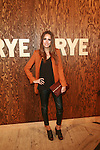 Louise Roe Attends The Frye Company Flagship Opening Celebration at the Cunard Building, NY 9/9/11