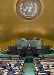 72 General Debate &ndash; 22 September <br /> <br /> UAE