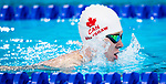 Lima, Peru -  26/August/2019 - Jacob Brayshaw competes in the men's 150m IM SM3 at the Parapan Am Games in Lima, Peru. Photo: Dave Holland/Canadian Paralympic Committee.