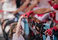 Team Cofidis motivation ahead of the race<br /> <br /> Stage 3 (Team Time Trial): Cholet > Cholet (35km)<br /> <br /> 105th Tour de France 2018<br /> ©kramon