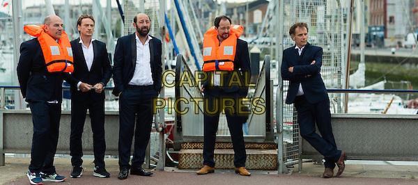 On voulait tout casser (2015) <br /> Benoit Magimel, Charles Berling, Jean-Francois Cayrey, Kad Merad, Vincent Moscato<br /> *Filmstill - Editorial Use Only*<br /> CAP/KFS<br /> Image supplied by Capital Pictures