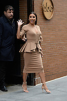 www.acepixs.com<br /> February 22, 2017 New York City<br /> <br /> Eva Longoria made an appearance on 'The View' on February 22, 2017 in New York City.<br /> <br /> Credit: Kristin Callahan/ACE Pictures<br /> <br /> <br /> Tel: (646) 769 0430<br /> e-mail: info@acepixs.com