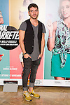 """Alvaro Monje attends the Premiere of the Theater Play """"Al Final de la carretera"""" at Fenan Gomez Theatre in Madrid, Spain. October 7, 2014. (ALTERPHOTOS/Carlos Dafonte)"""