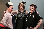 Nicola McComeskey, Rose O'Brien and Marcella Bannon at the Burlesque Show in the Droichead Arts Centre....Photo NEWSFILE/Jenny Matthews.(Photo credit should read Jenny Matthews/NEWSFILE)....This Picture has been sent you under the condtions enclosed by:.Newsfile Ltd..The Studio,.Millmount Abbey,.Drogheda,.Co Meath..Ireland..Tel: +353(0)41-9871240.Fax: +353(0)41-9871260.GSM: +353(0)86-2500958.email: pictures@newsfile.ie.www.newsfile.ie.FTP: 193.120.102.198.