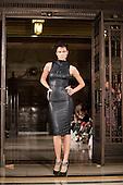 LONDON, ENGLAND - London Fashion Week, S/S 2011 collection by designer Romina Karamanea, Vauxhall Fashion Scout