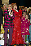 DICK LATESSA, HARVEY FIERSTEIN, MARISSA<br />JARET WINOKUR AND JOHN WATERS<br />HAIRSPRAY The Broadway Musical<br />Opening Night at the Neil Simon Theatre<br />Party at Roseland<br />New York City<br />August 15,2002