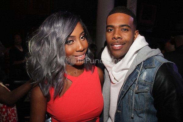 HOLLYWOOD, CA - FEBRUARY 5, 2015<br /> <br /> Sevyn Streeter &amp; Marion attend the &quot;Essence Black Women In Music&quot; event at Avalon Hollywood, February 5, 2015 in Hollywood, California.<br /> <br /> <br /> Walik Goshorn / MediaPunch